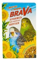 Корм для попугаев неразлучников своими руками